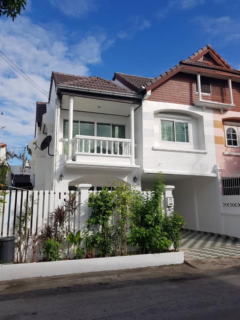 บ้านแฝด 18000 กรุงเทพมหานคร เขตคันนายาว คันนายาว
