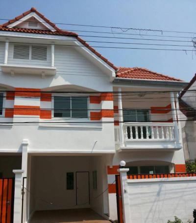 บ้านแฝด 15000 กรุงเทพมหานคร เขตคันนายาว คันนายาว